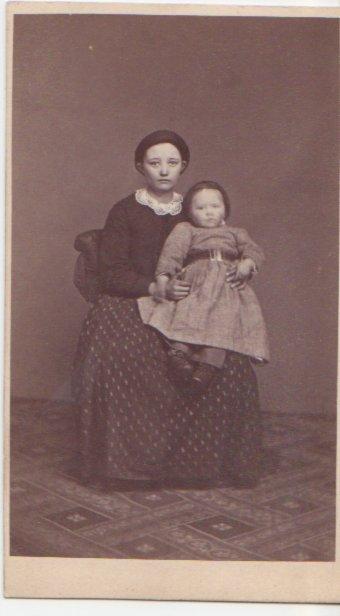 Anna o Brita K 1869