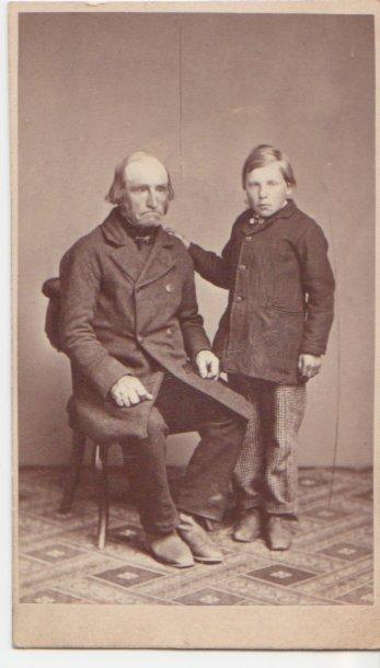 Erik och Per 1869