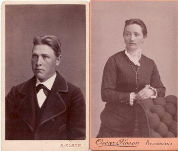 Per och Anna 1884