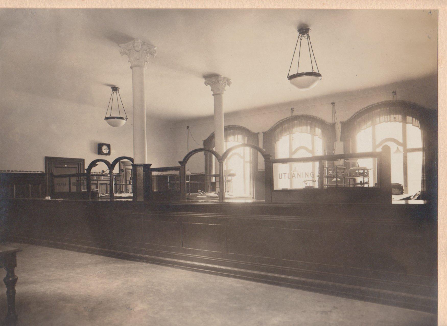 Svenska Lantmännens Bank 1917-1924