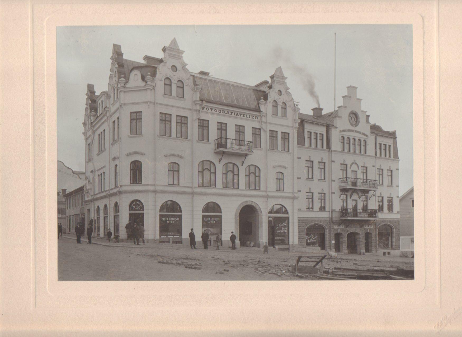 Bankhuset, Stortorget Östersund