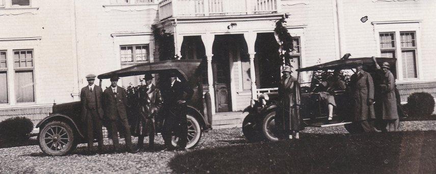 Ford o Cheva Klöstanäs 1930