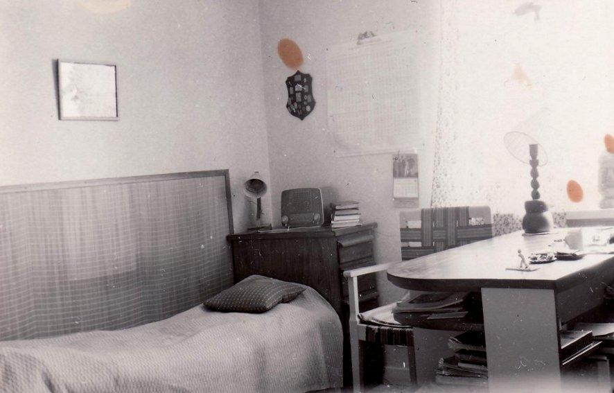 Mitt rum 1958