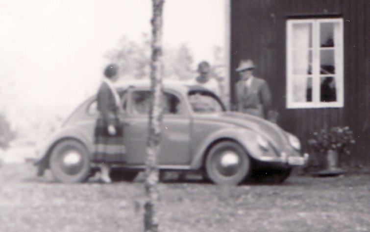 VW mod 1950