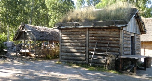Vikingabyn på Birka