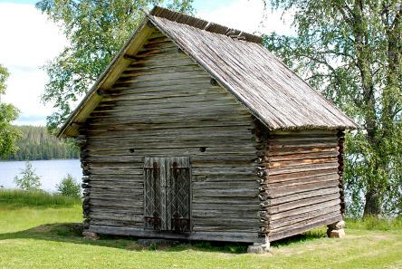 Timrat 1291 i Bodsjö, Jämtland