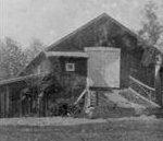 Busvebacken stall tidigt 1800