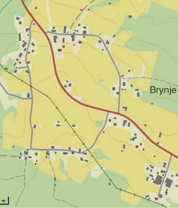 Brynje by 2011