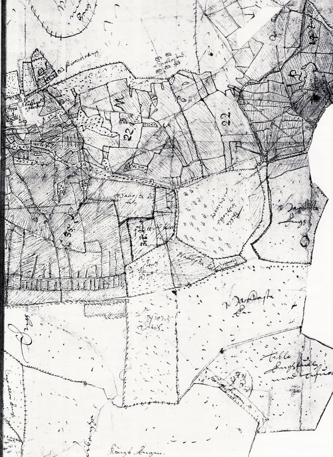 Hagsta by omkr 1650