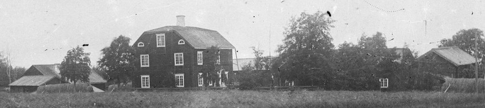 Lungre 1:2 gårdstunet 1901