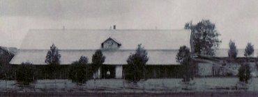 Kläppelagårn baksida 1897