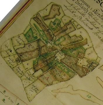 Kläppegårdar 1693