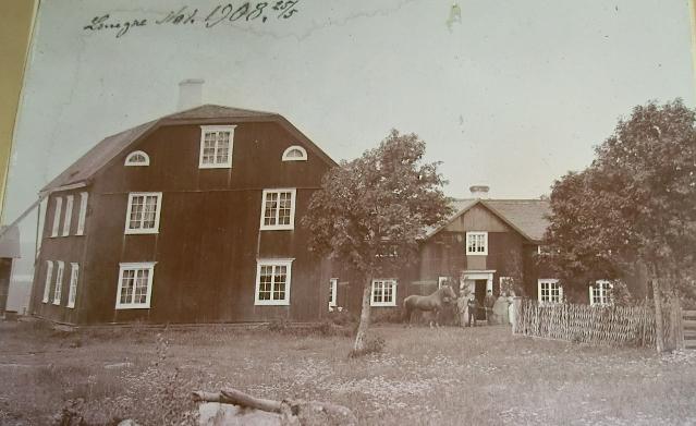 Parstugans front 1901