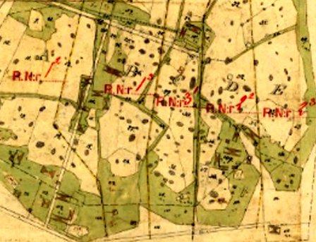 Lungregårdar 1835