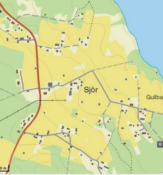 Skjör by 2011