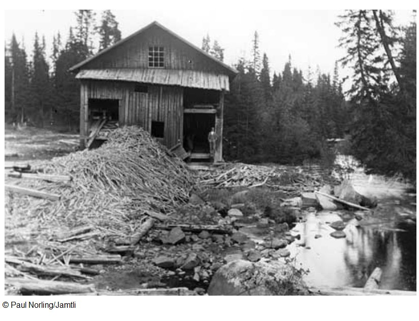 Gilleråsågen 1920