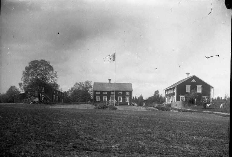 Backgården Anders Hans