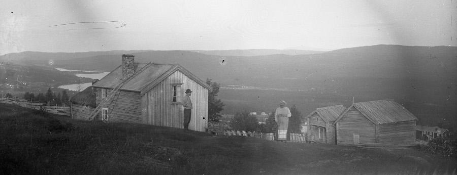 Edsåsen Pettertorpet