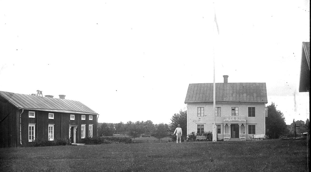 Erik Bengtssons gård, 1905