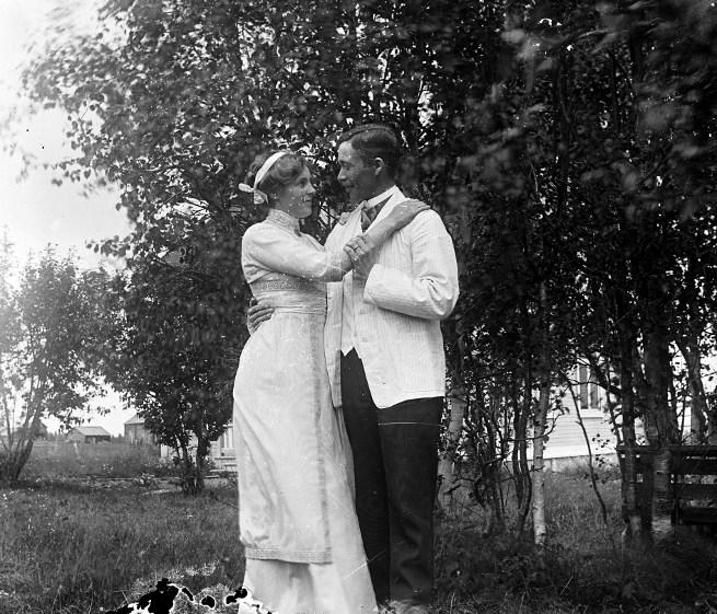Agnes och Anders Olsson?