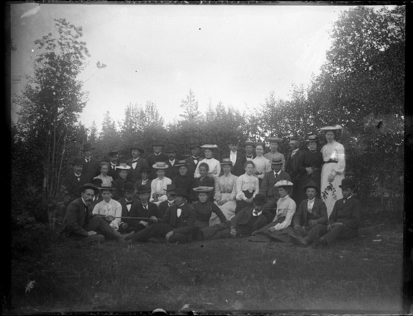 Good Templarorden i Kyrkås 1905