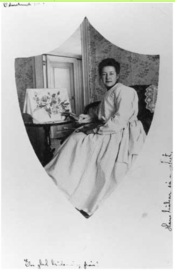 Kristina Eriksson 1904