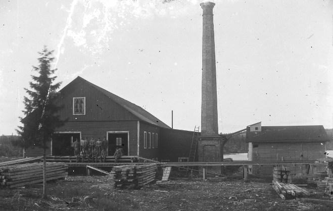 Nyvikssågen 1905