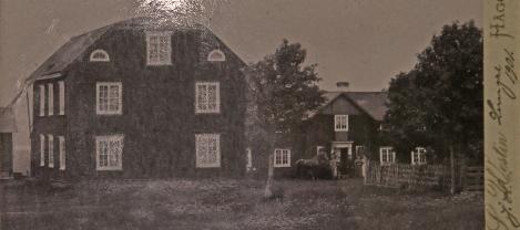 Jonas gård år 1901