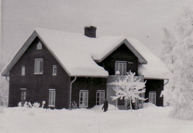 Huset år 1955