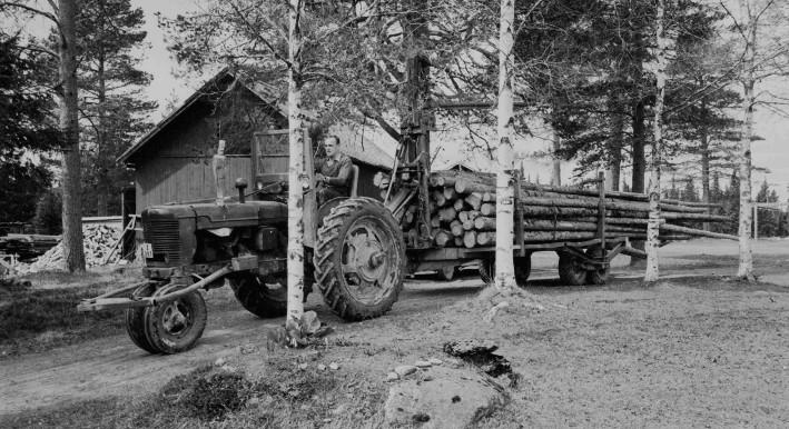 Farmall H år 1960