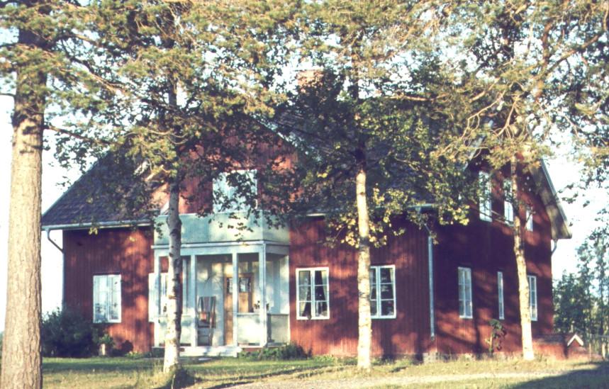 Huset 1962, utan va