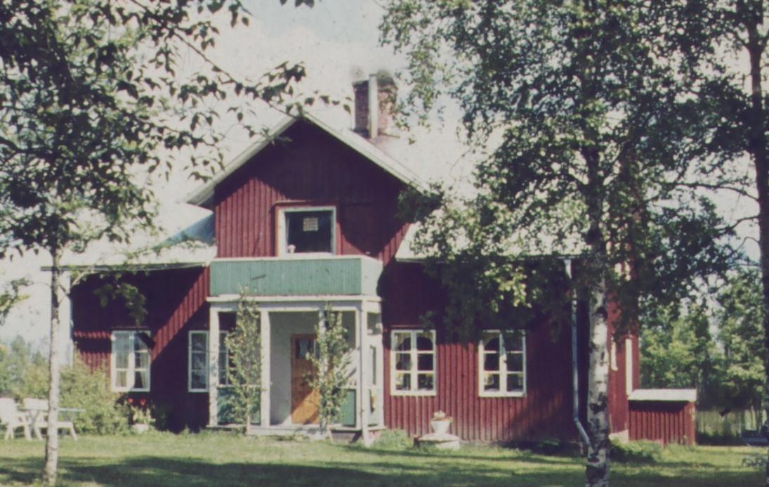 Huset med centralvärme 1968