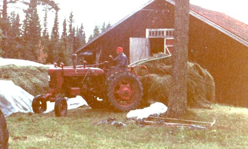 hösvanskörning 1970
