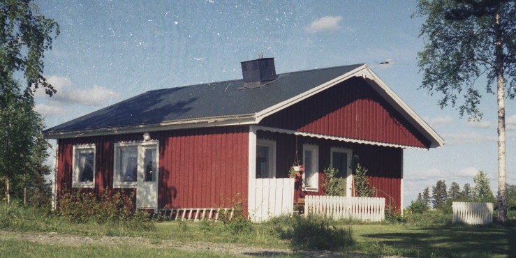 Karins pensionärsbostad år 1988