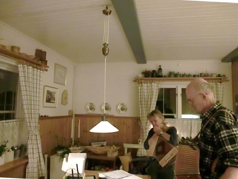 Inger besöker Staffans kök 2010