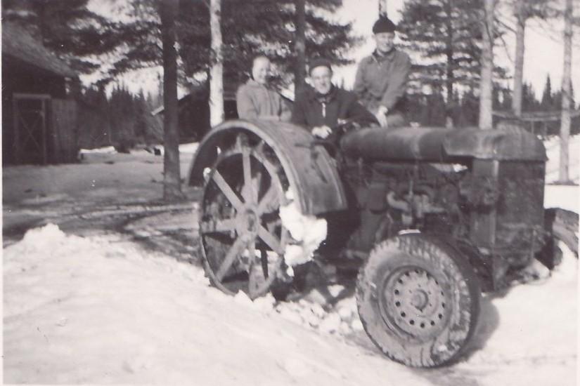 Traktorn 1955