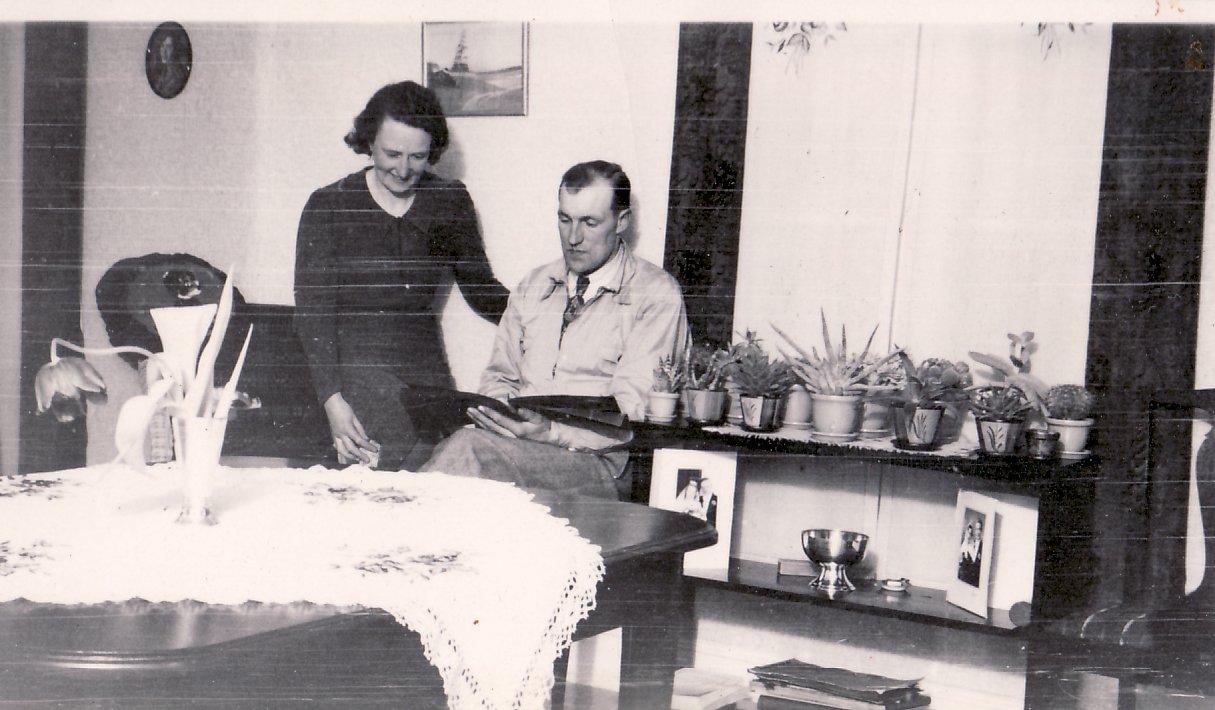 Karin och Nisses egna hem 1939