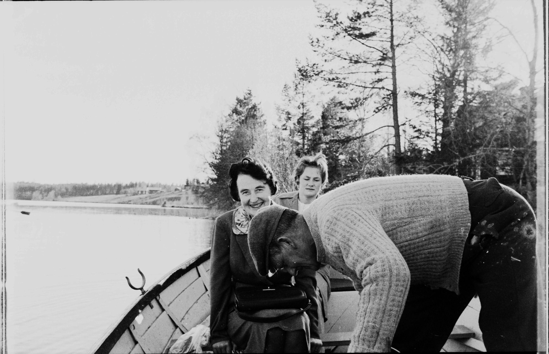 Båt från Järpnäset