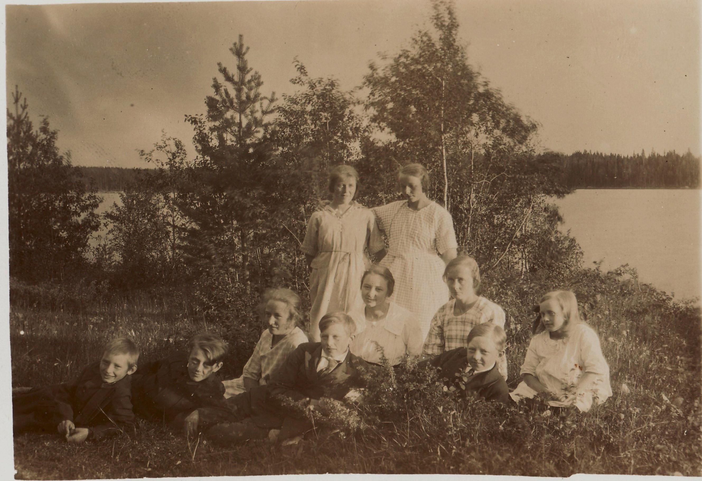 Singsjön 1922