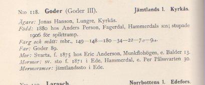 Goder III