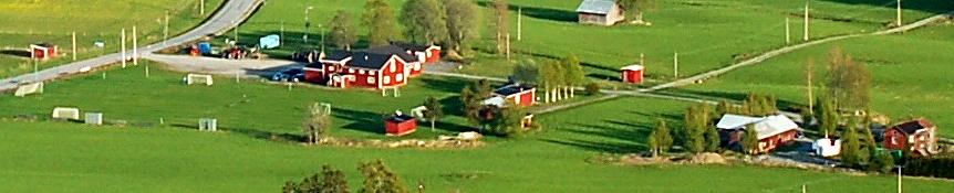 Bygdegården och Backmans