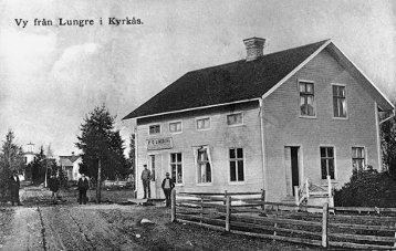 Lindbergs affär 1912
