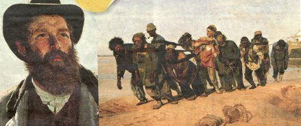 Skepparen och pråmdragarna