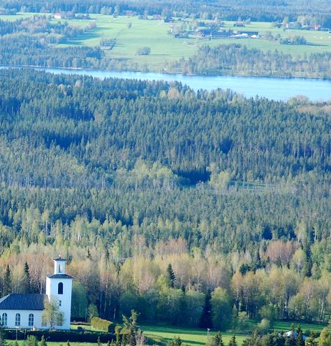 Från Kyrkås till Lit, Selanders i Mo