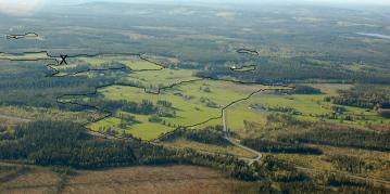 Mobackens m fl arealer i Bringåsen 2012