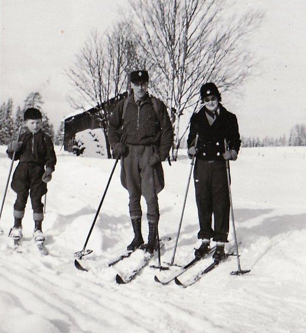 Nisse och Karin 1930-tal