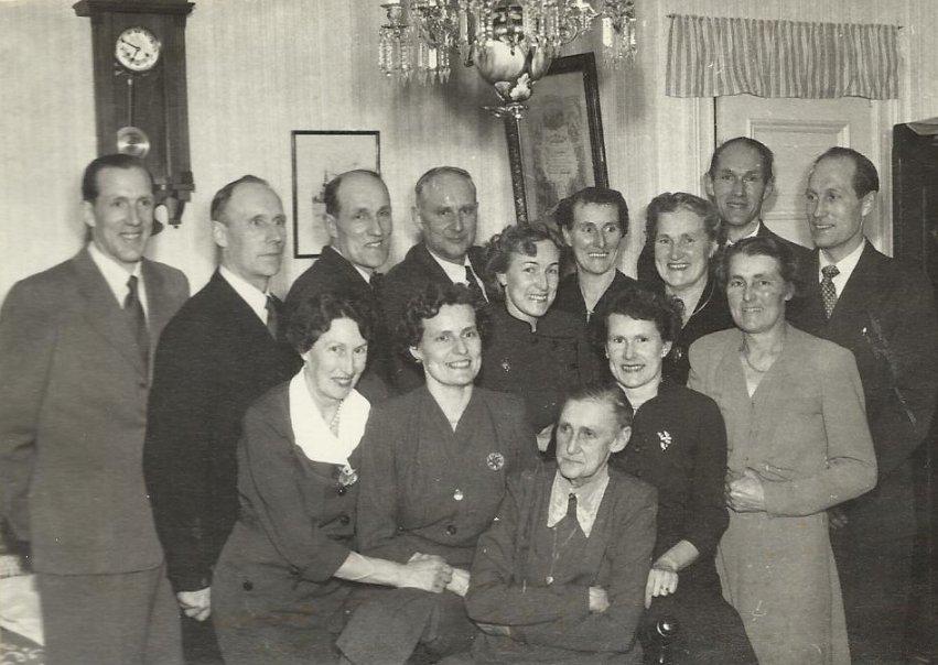 Syskonen 1955