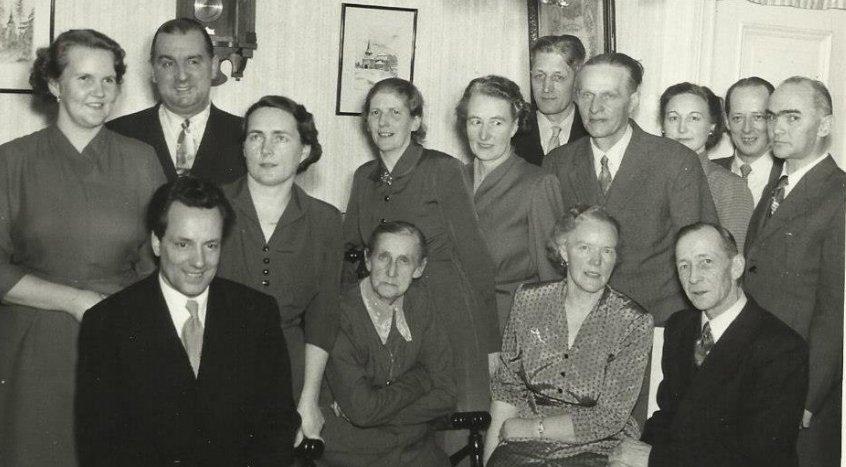Mågar och mögar 1955