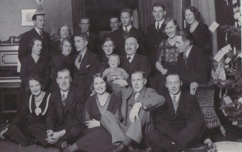 Julen 1945
