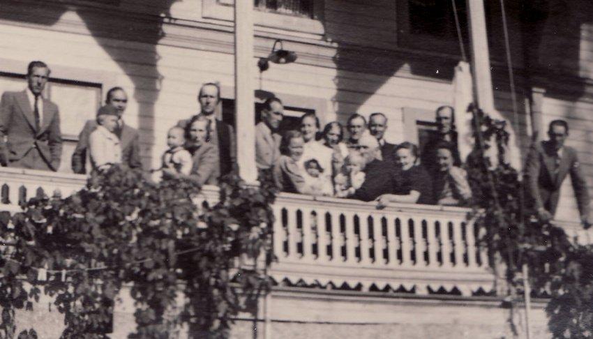 L-högen omkr 1940